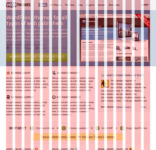 Web Culture Grid Based Layout Designs Webdesigner Depot