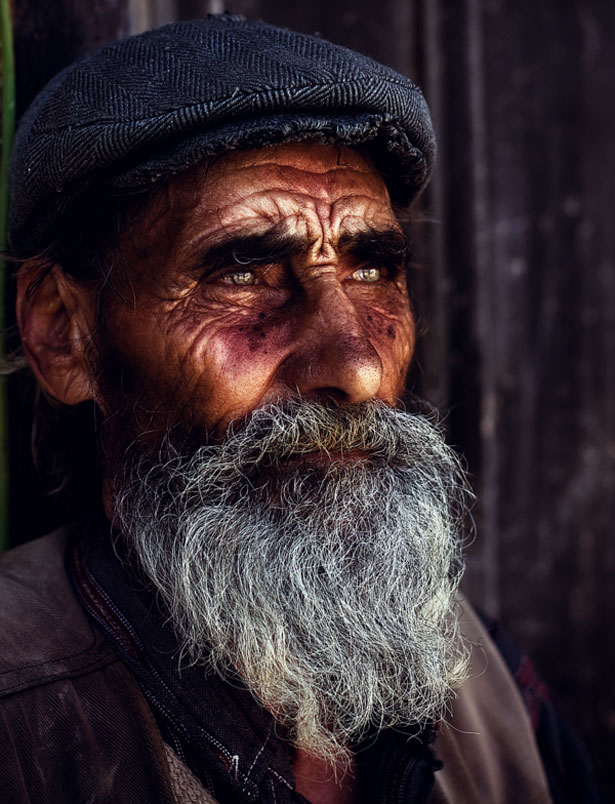 20 Amazing Examples of HDR Portraits | Webdesigner DepotOld Man Face Beard
