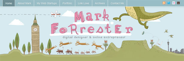Mark Forrester