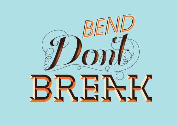 Follow Along As The Artist Demonstrates Three Approaches That Result In Different Beveled Lettering Styles Start With Least Complex And