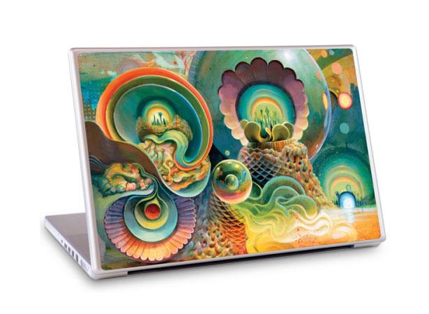 Creative Ways To Cover A Book : Creative ways to customize your macbook webdesigner depot