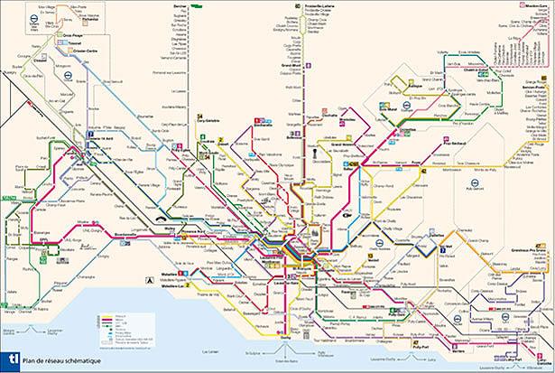Design Around the World Metro Maps Webdesigner Depot