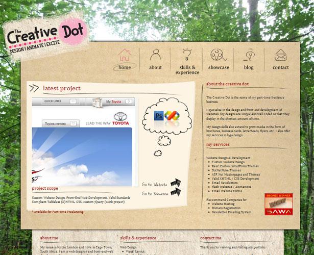 Creative Dot