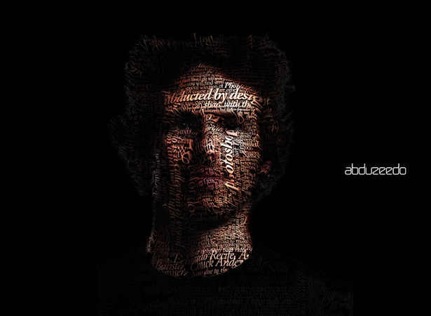 50 of the best photoshop tutorials of 2010 webdesigner depot typographic portraits are a cool design style but can seem incredibly complex and time consuming to create not anymore with this short tutorial from publicscrutiny Images