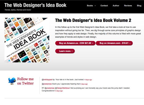 Patrick McNeil Web Designers Idea Book