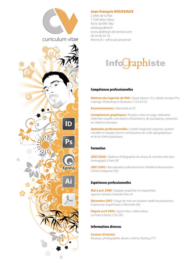 Art Designer Resume Grude Interpretomics Co