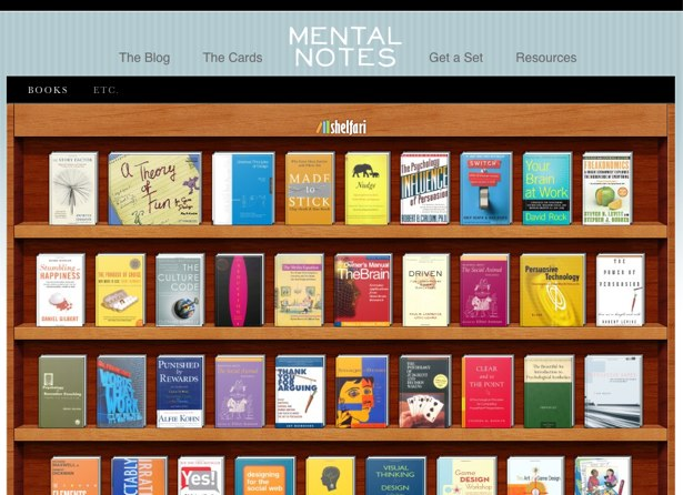 Stephen Anderson's psychology resources