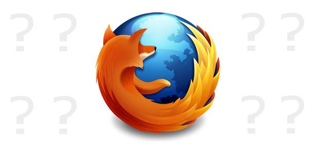 Firefox overseas