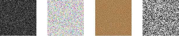 samples of tiled noises
