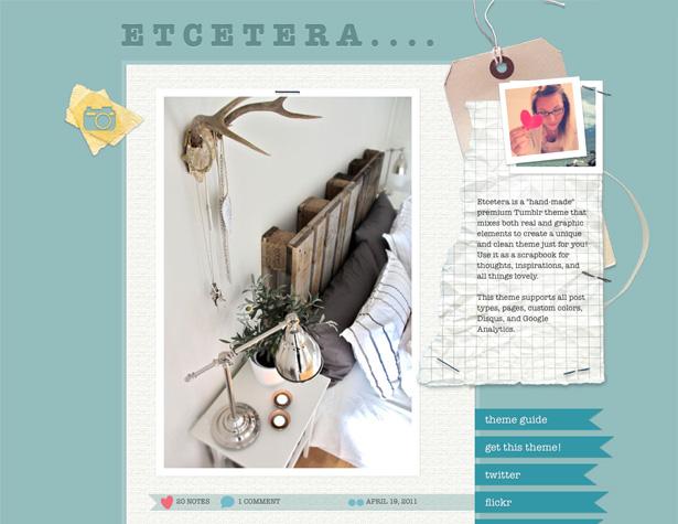 70+ Awesome Tumblr themes | Webdesigner Depot