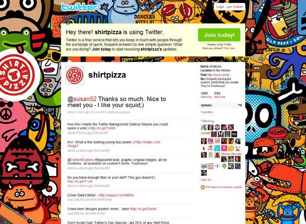 Twitter Background Image