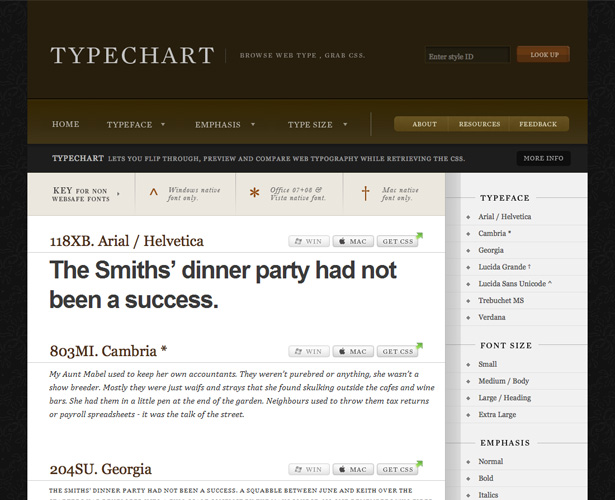 30 of the Best Web Typography Resources Online | Webdesigner