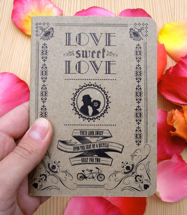 30 fun and fantastic wedding invitations webdesigner depot stopboris Image collections