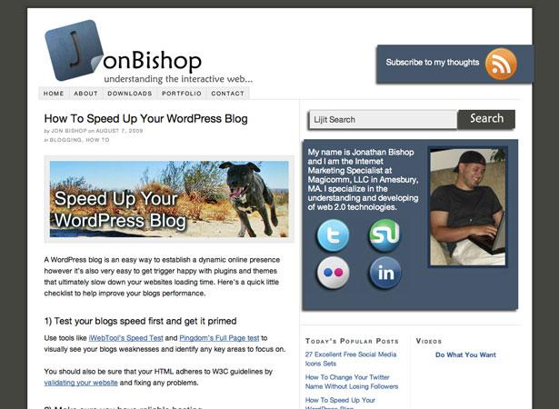 Problog - WordPress Blog Theme - Themes & Templates