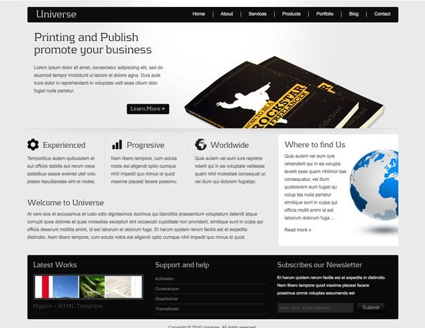 Top 20 Free WordPress Themes of 2012 - WPMU DEV