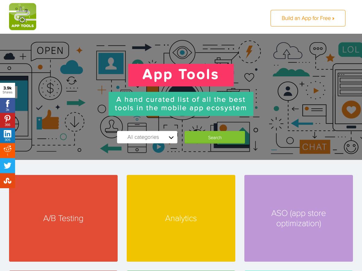 app tools