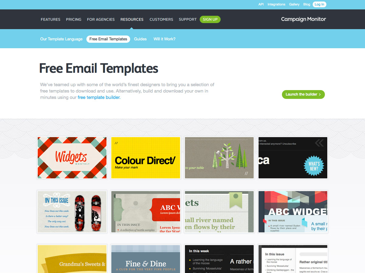 The Ultimate Guide To Email Design Webdesigner Depot - How to design an email template