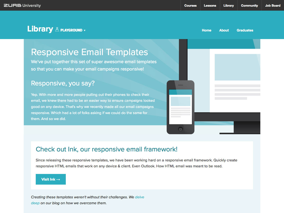 The Ultimate Guide To Email Design Webdesigner Depot - How to make email newsletter templates