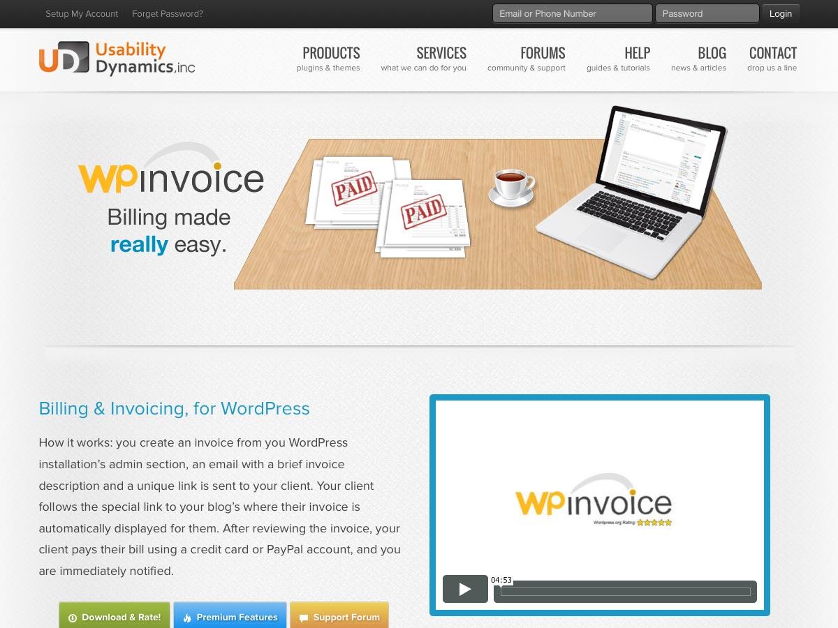 wpinvoice
