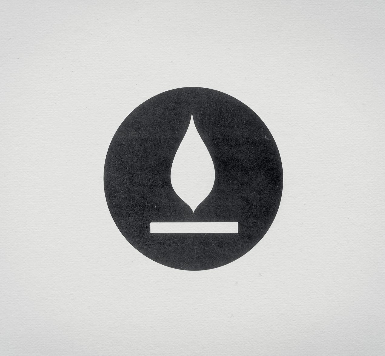 retro corporate logo