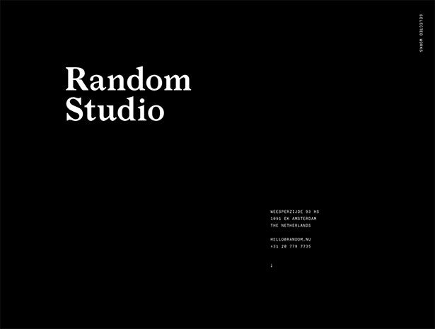 random studio