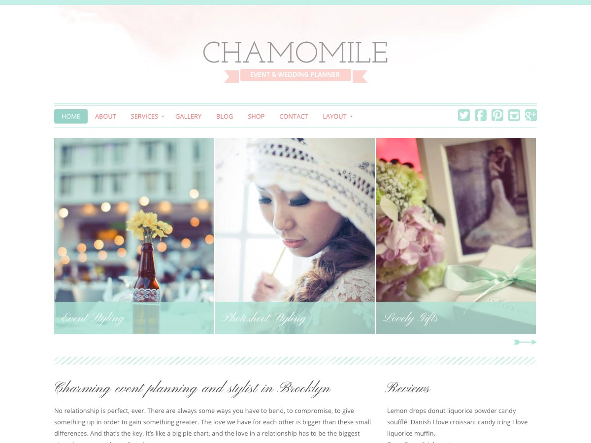 85+ new WordPress themes to inspire you | Webdesigner Depot