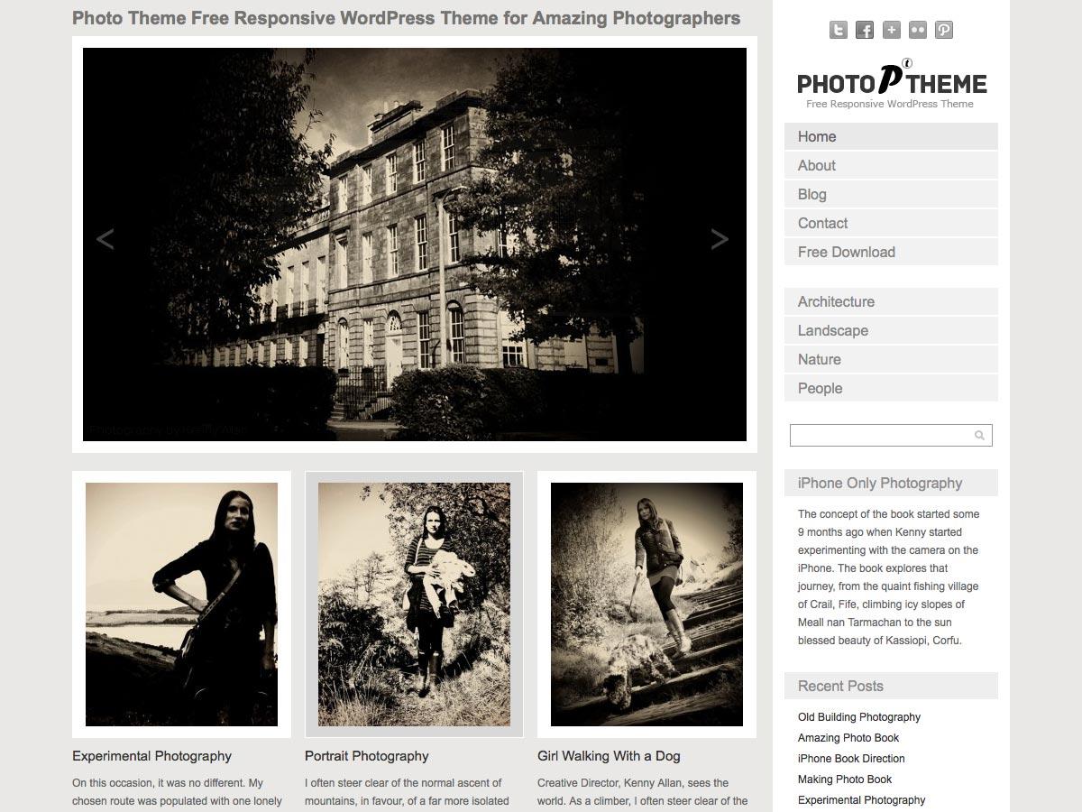 photo theme