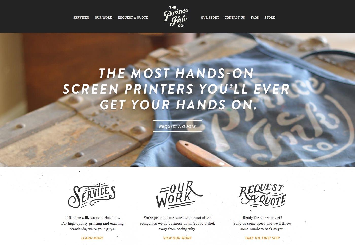 The Prince Ink Company