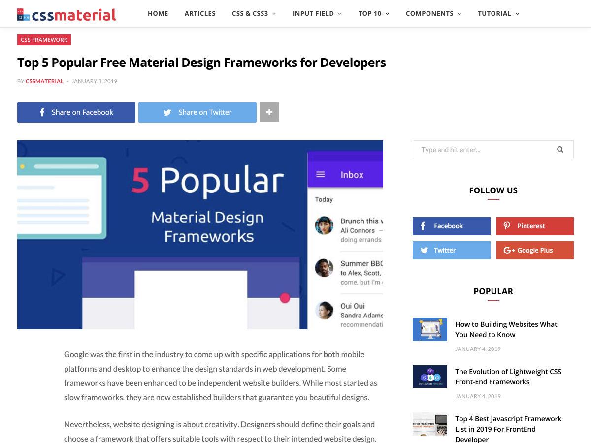 Popular design news of the week: January 14, 2019 – January 20, 2019 20