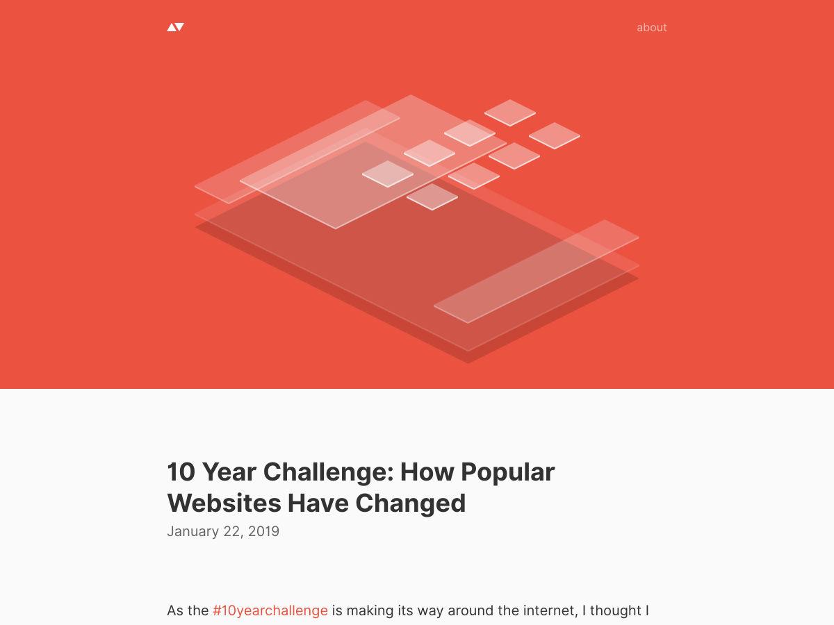 Popular design news of the week: January 21, 2019 – January 27, 2019 10