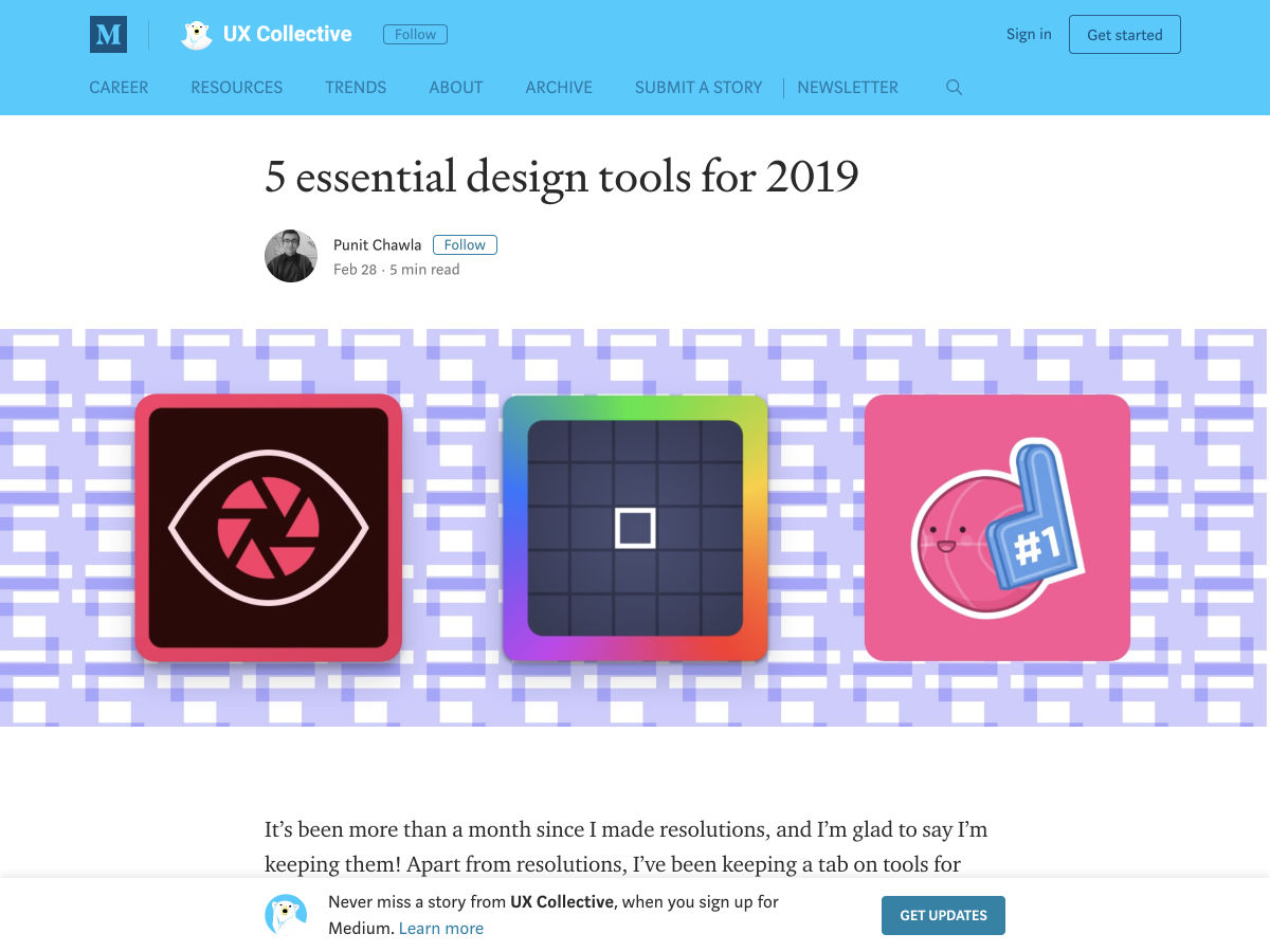 Popular design news of the week: February 25, 2019 – March 3, 2019