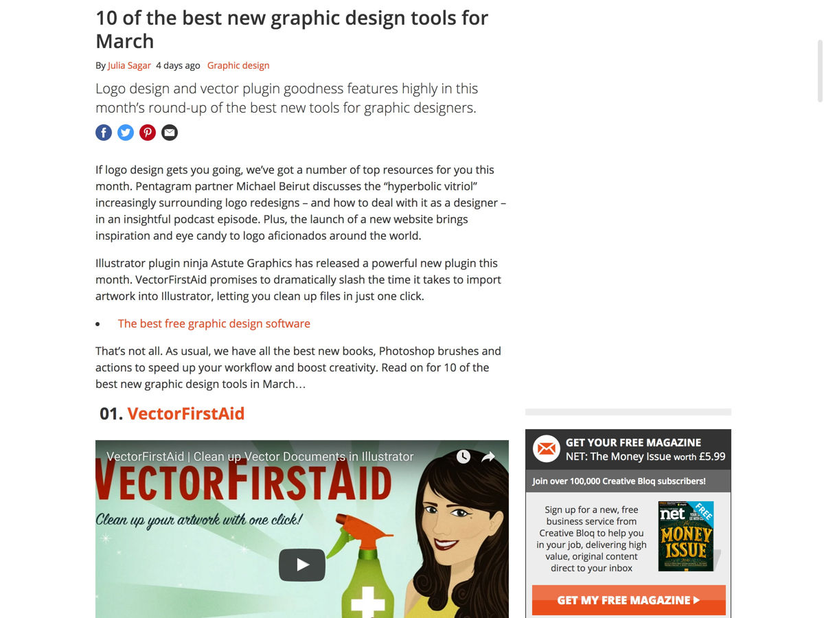 Vector First Aid Plugin Free Download