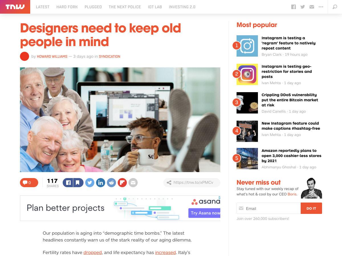 Popular design news of the week: September 17, 2018 – September 23, 2018 11