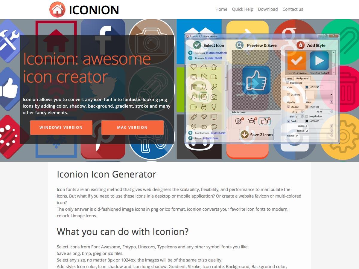 iconion