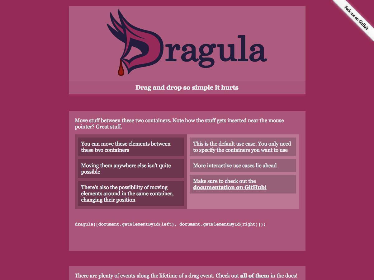 dragula