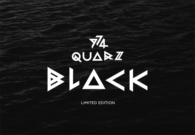 quarz 974 black