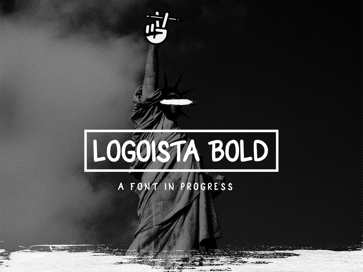 logoista bold