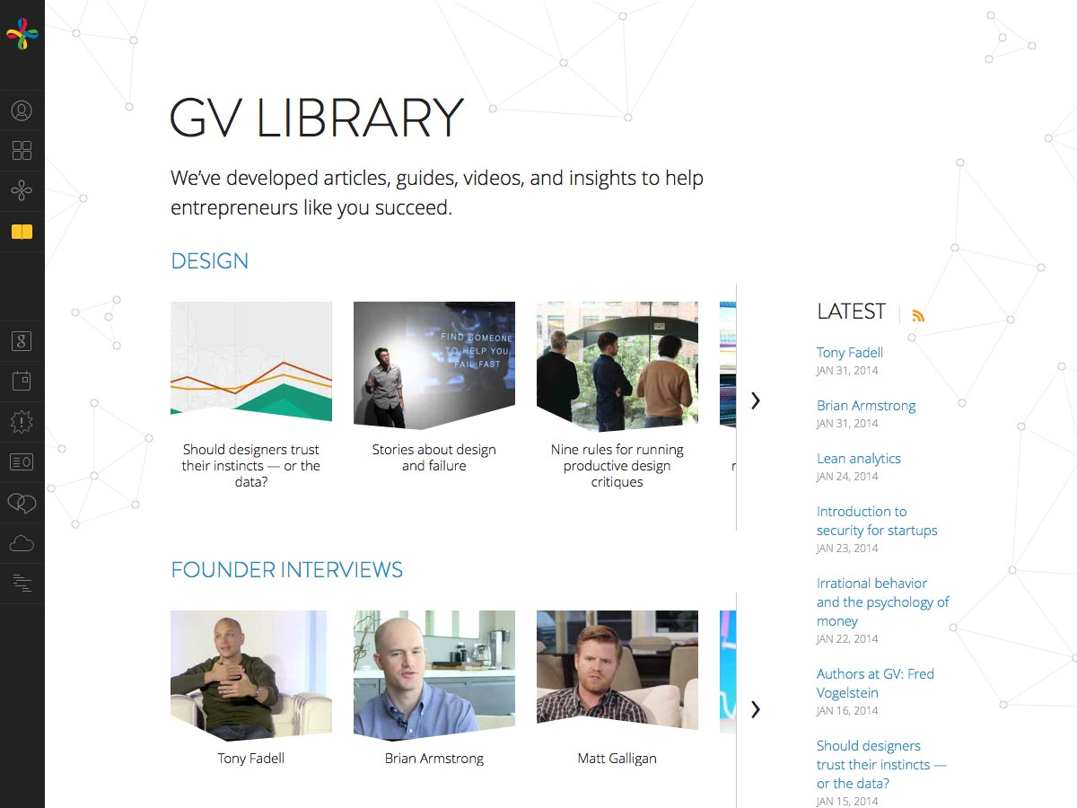 gv library