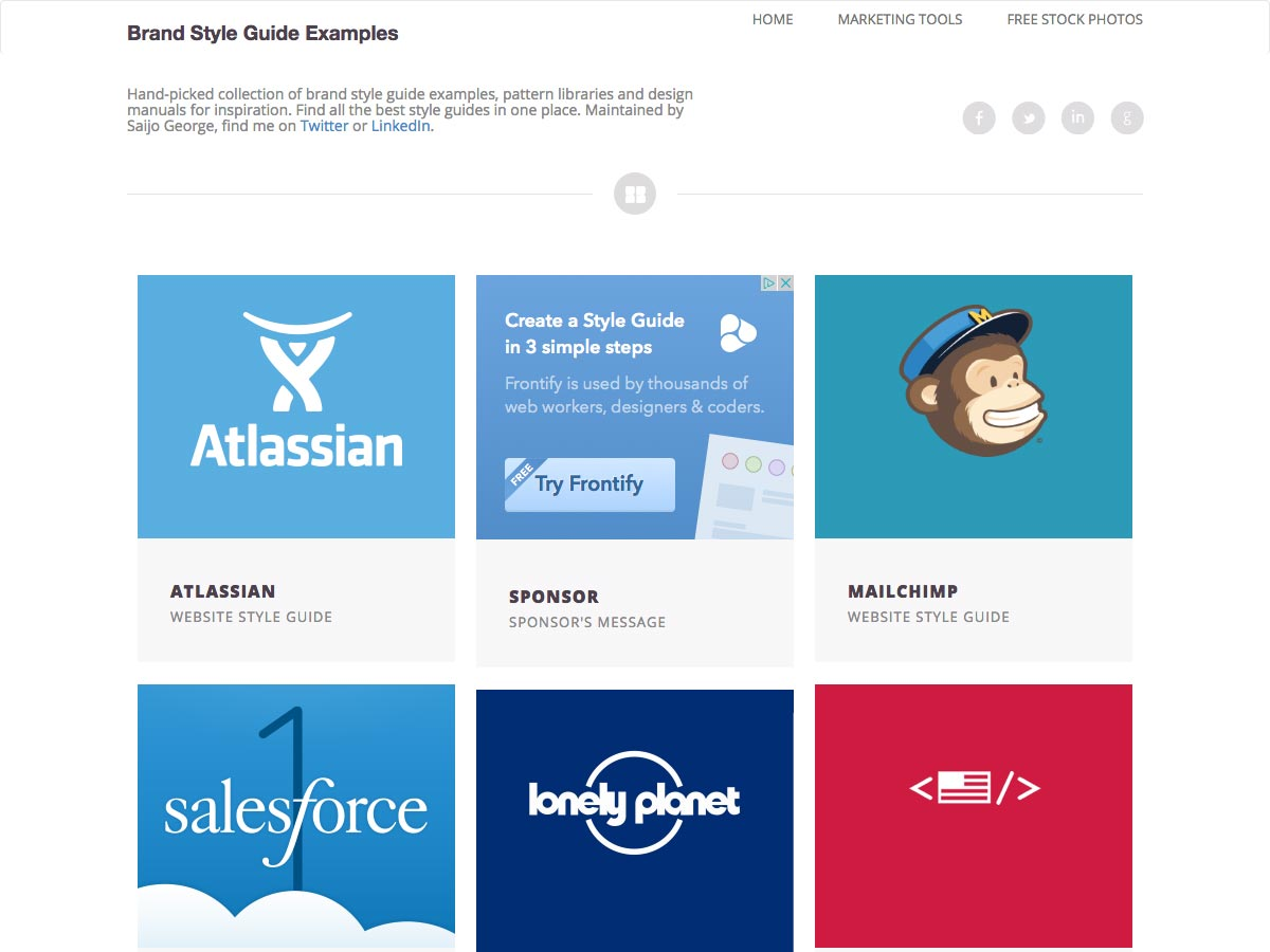 brand style guide examples