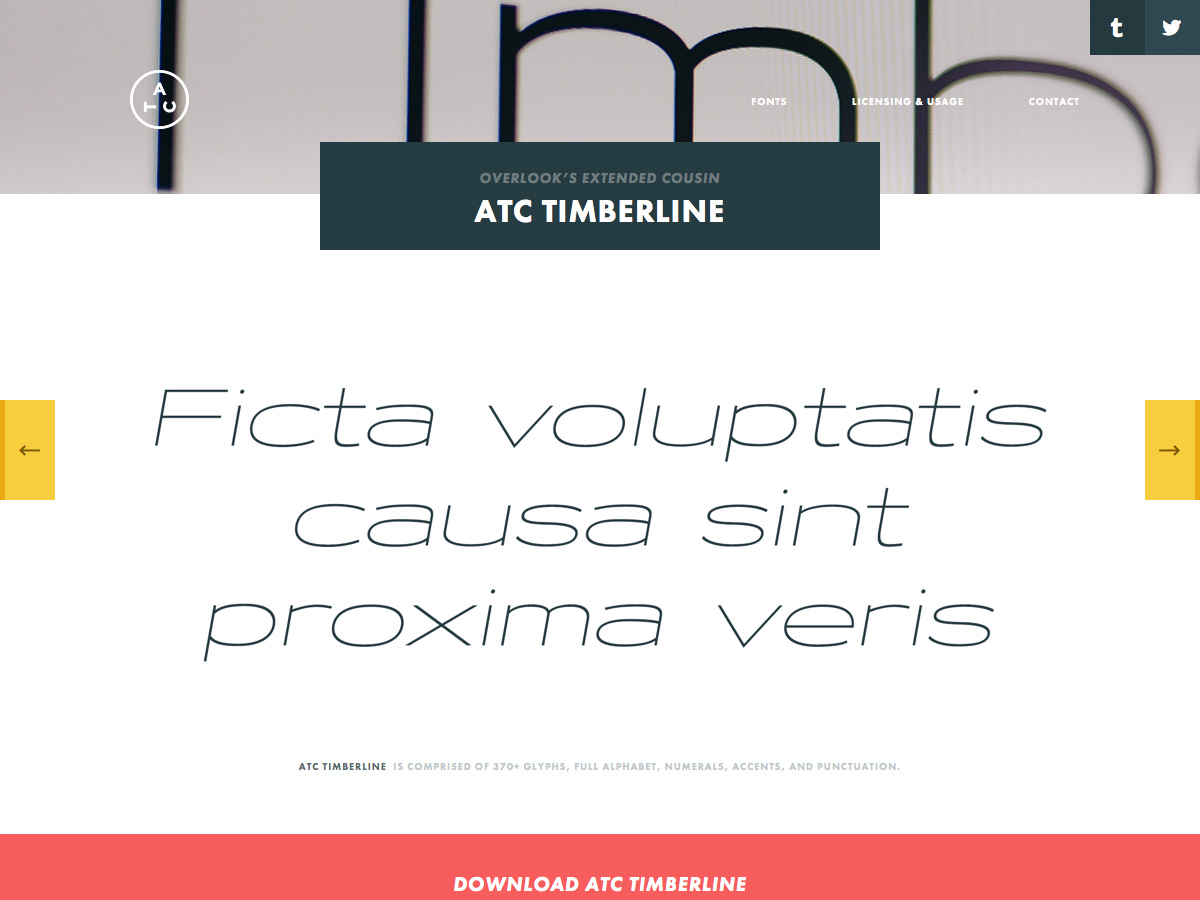 atc timberline