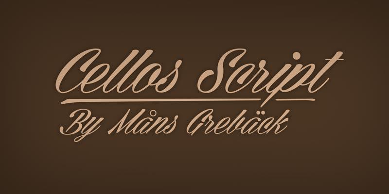cellos script