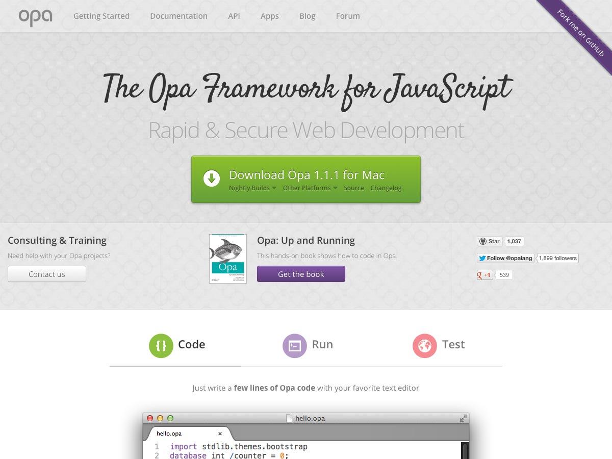 opa framework