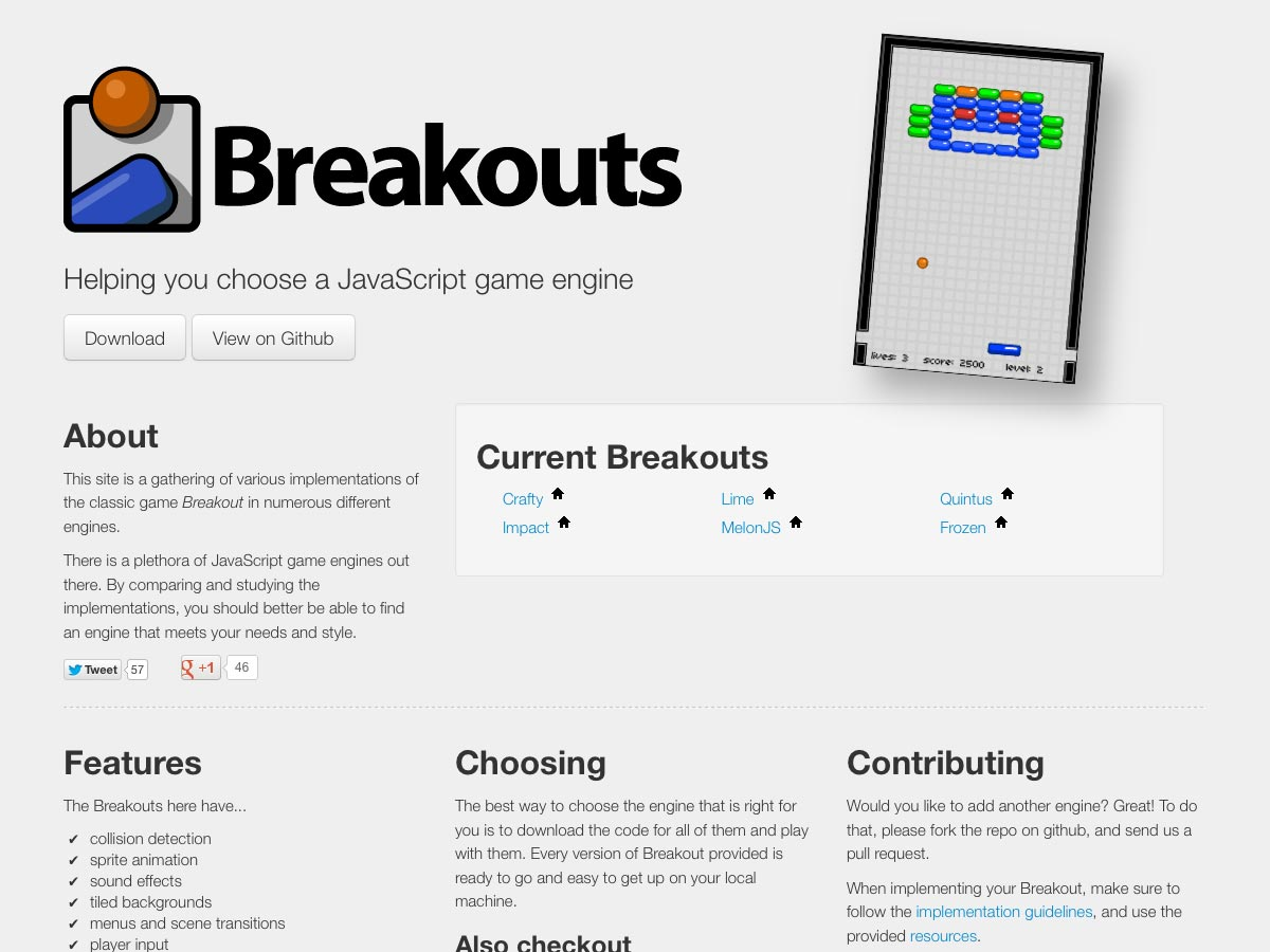 breakouts