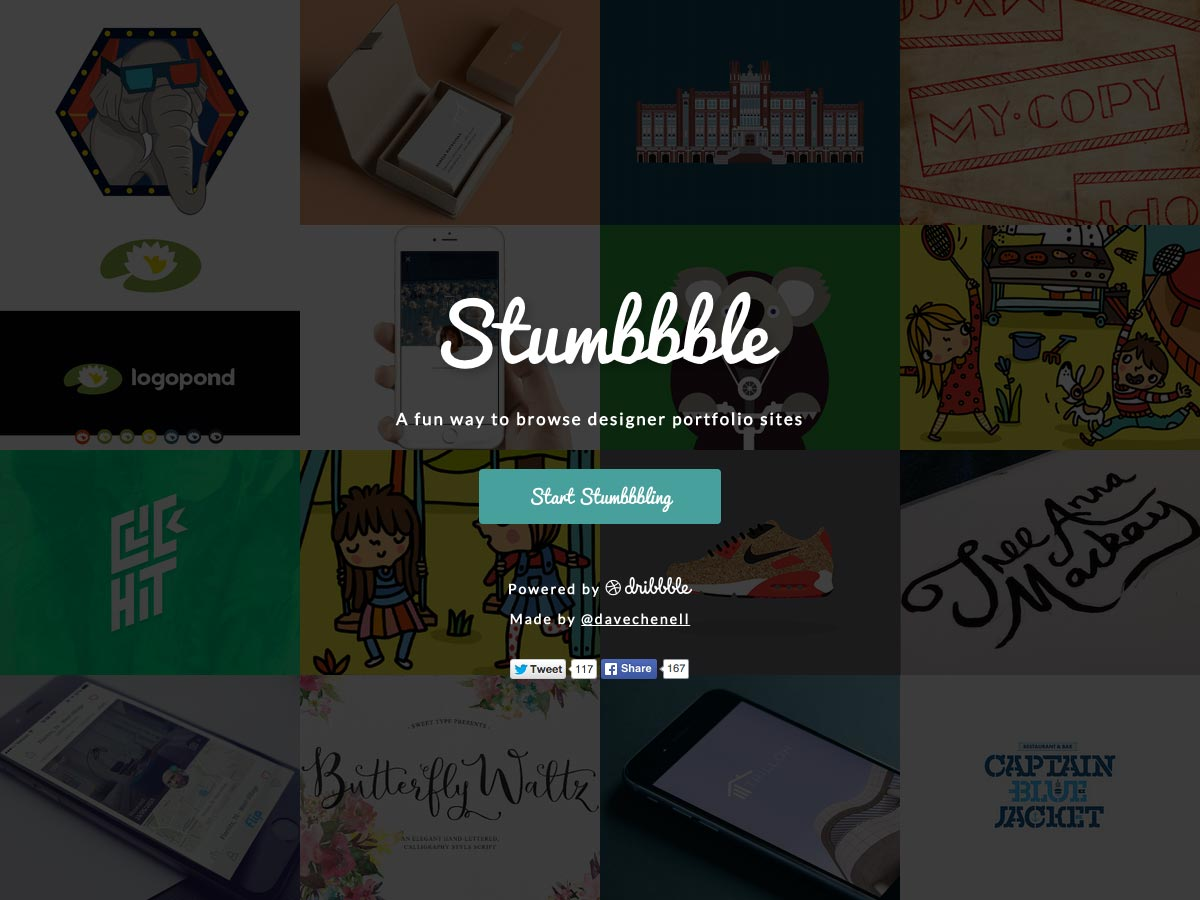 stumbbble