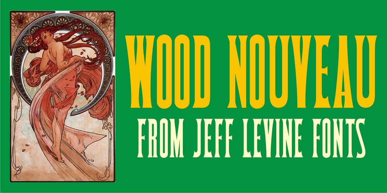 wood nouveau jnl