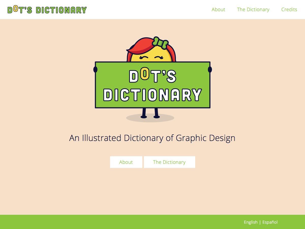 dot's dictionary