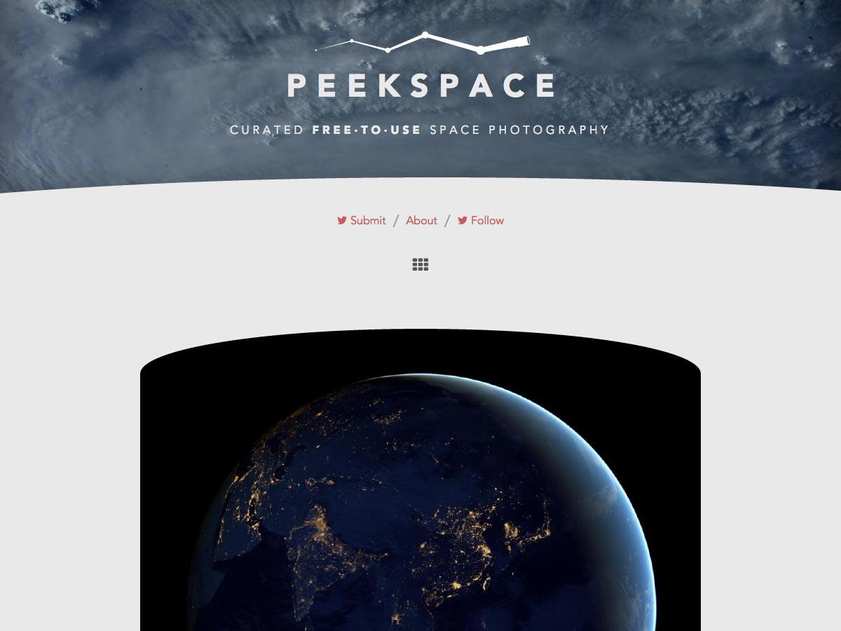 peek space