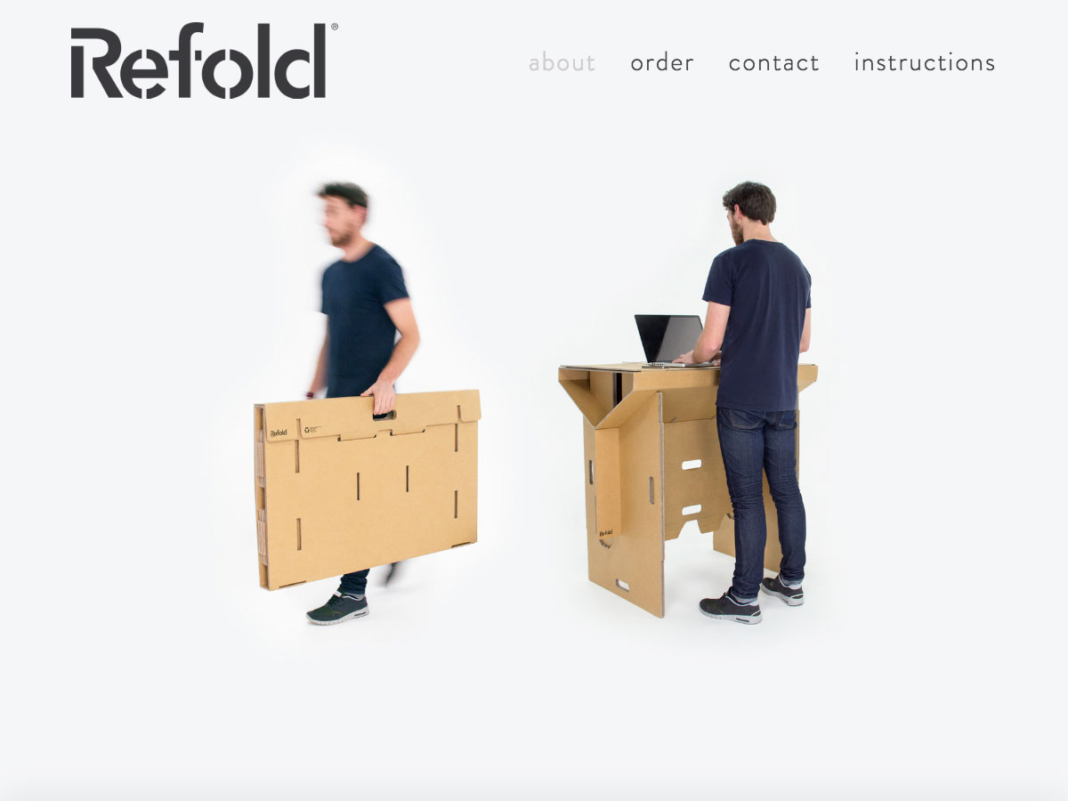 refold