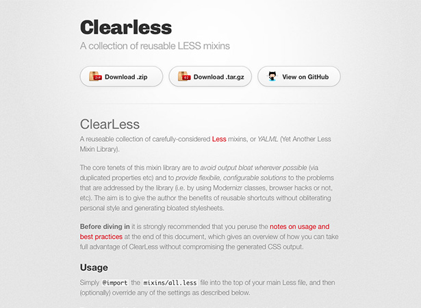 clearless