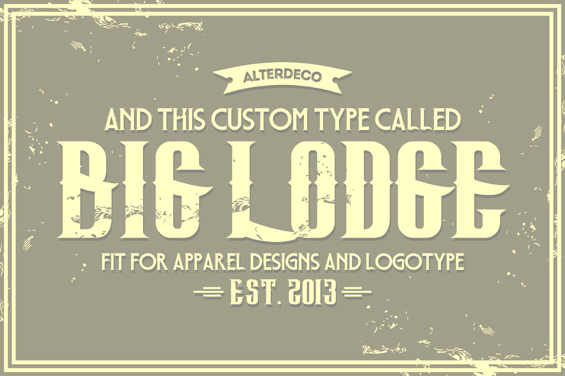 big lodge